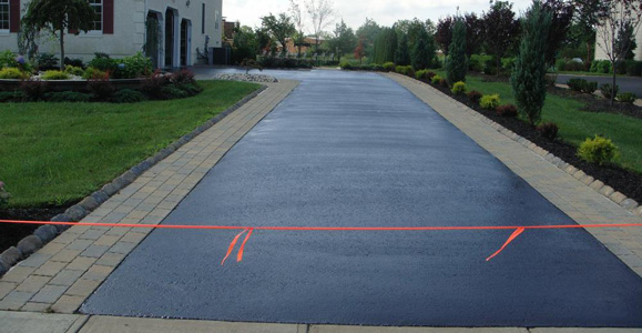 Newton's Seal Coating - Driveway Coating